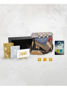 PS4 DESTINY 2 COLLECTORS EDITION