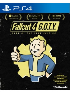 PS4 FALLOUT 4: GAME OF THE YEAR
