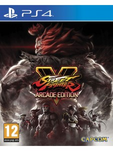 PS4 STREET FIGHTER V ARCADE EDT.