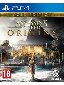 PS4 ASSASSINS CREED ORIGINS GOLD EDT