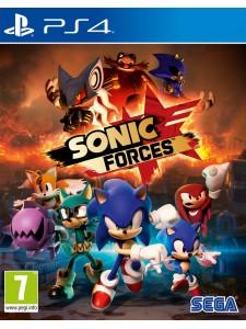 PS4 SONIC FORCES BONUS EDT