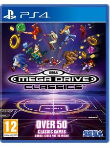 PS4 SEGA MEGA DRIVE