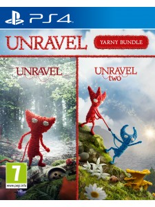 PS4 UNRAVEL 1&2 BUNDLE