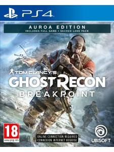 PS4 TOM CLANCY'S GHOST RECON BREAKPOINT AUROA EDT.