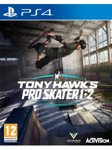 PS4 TONY HAWK PRO SKATER 1+2