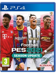 PS4 PES 2021 SEASON UPDATE