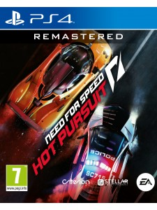 PS4 NEED FOR SPEED HOT PURSUIT REMASTER