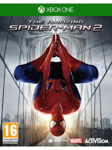 XBOX ONE THE AMAZING SPIDERMAN 2
