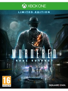 XBOX ONE MURDERED SOUL SUSPECT LTD ED