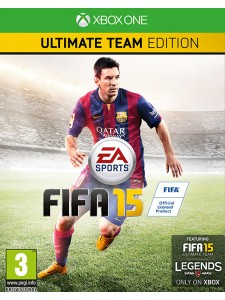 XBOX ONE FIFA 15 ULTIMATE EDITION
