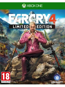 XBOX ONE FAR CRY 4 LIMITED ED.