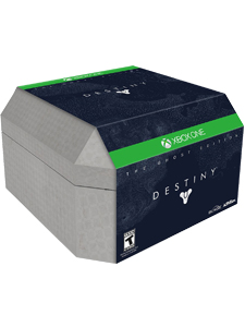 XBOX ONE DESTINY GHOST EDITION