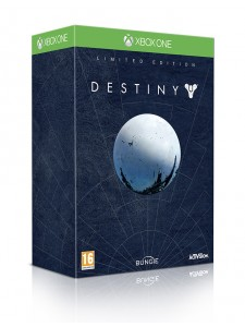 XBOX ONE DESTINY LIMITED EDITION