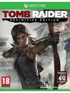XBOX ONE TOMB RAIDER DEFINITIVE EDITION