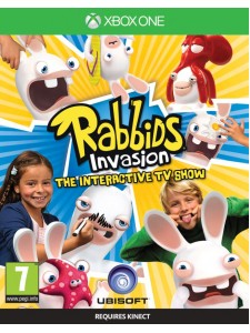XBOX ONE RABBID INVASION
