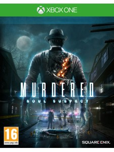 XBOX ONE MURDERED SOUL SUSPECT STANDARD