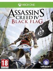 XBOX ONE ASSASSINS CREED IV BLACK FLAG