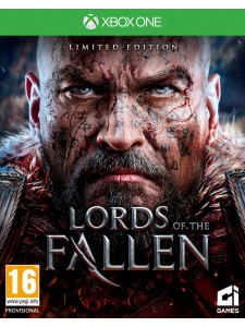 XBOX ONE LORDS OF FALLEN LIMITED EDITION