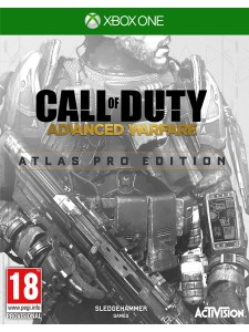 XBOX ONE CALL OF DUTY ADVANCED WARFARE ATLAS PRO