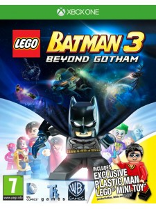 XBOX ONE LEGO BATMAN 3 TOY EDITION