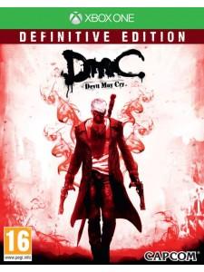 XBOX ONE DMC DEVIL MAY CRY