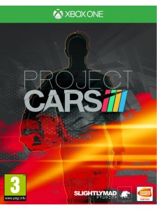 XBOX ONE PROJECT CARS