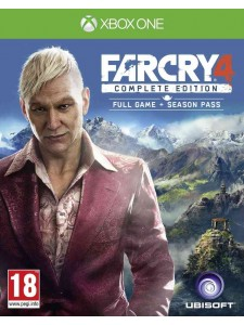 XBOX ONE FAR CRY 4 COMPLETE EDT