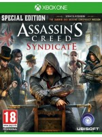 XBOX ONE ASSASSINS CREED SYNDICATE SPECIAL EDT