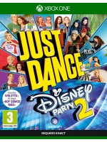 XBOX ONE JUST DANCE DISNEY PARTY 2