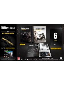 XBOX ONE TOM CLANCY'S RAINBOW SIX SIEGE CE