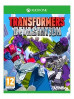 XBOX ONE TRANSFORMERS DEVASTATION