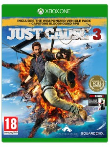 XBOX ONE JUST CAUSE 3:CAPSTONE RPG LIMITED EDT.