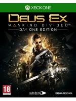 XBOX ONE DEUS EX:MANKIND DIVIDED