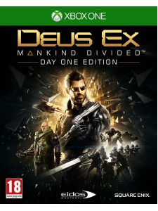 XBOX ONE DEUS EX:MANKIND DIVIDED