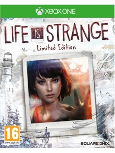 XBOX ONE LIFE IS STRANGE LIMITED EDT.