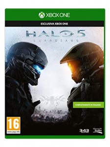 XBOX ONE HALO 5: GUARDIANS