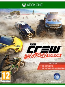 XBOX ONE THE CREW WILD RUN EDITION