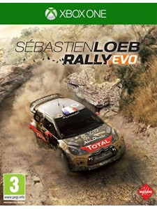 XBOX ONE SEBASTIEN LOEB: RALLY EVO