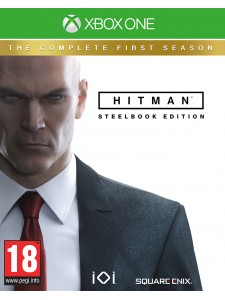XBOX ONE HITMAN COMPLETE SEASON STEELBOOK EDT.