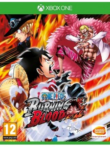 XBOX ONE ONE PIECE: BURNING BLOOD