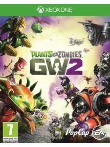 XBOX ONE PLANTS VS ZOMBIES GARDEN WARFARE 2