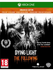 XBOX ONE DYING LIGHT THE FOLLOWING