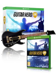 XBOX ONE GUITAR HERO LIVE STANDALONE / TEK GITAR