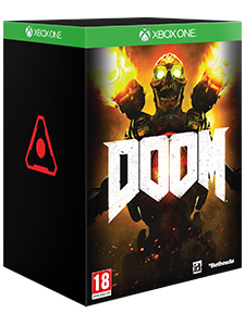XBOX ONE DOOM COLLECTOR EDT.