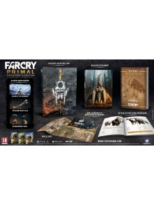 XBOX ONE FAR CRY PRIMAL COLLECTORS EDITION
