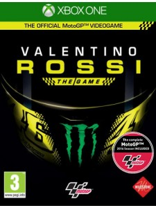 XBOX ONE VALENTINO ROSSI: THE GAME