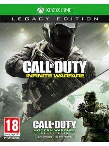 XBOX ONE CALL OF DUTY INFINITE WARFARE LEGACY ED.