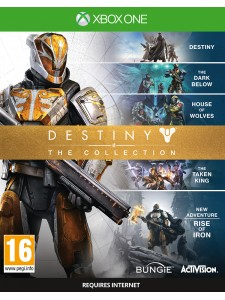 XBOX ONE DESTINY COMPLETE EDITION