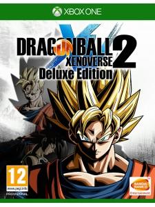 XBOX ONE DRAGON BALL XENOVERSE 2 DELUXE EDT.