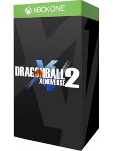 XBOX ONE DRAGON BALL XENOVERSE 2 COLLECTOR EDT.